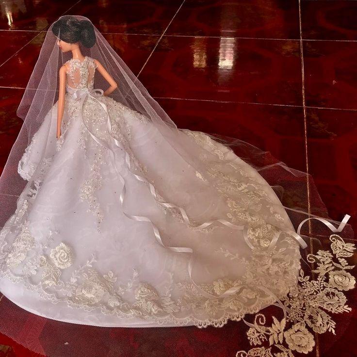 Wedding train 👰🏻  #fashion #design #wedding #weddingideas #bride #bridestyle #fashionweek #dollphotogallery #dollphotography #love #frenchlace #hautecouture #philippines
