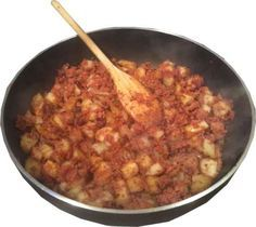 Corned beef hash . . . simple