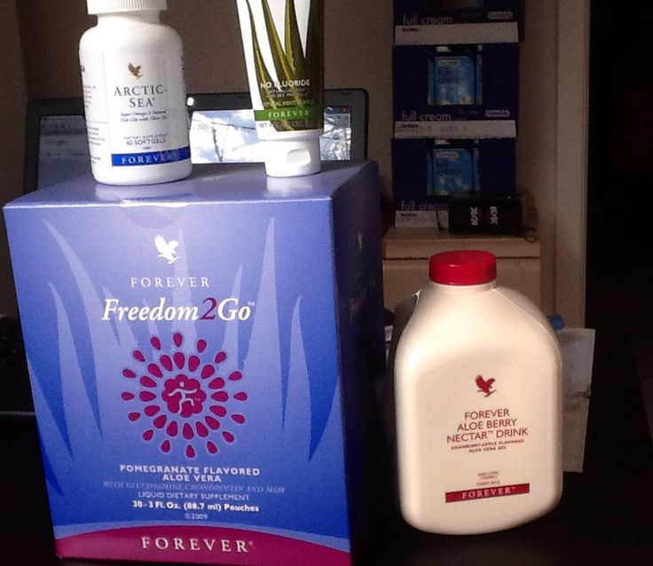 Aloe Vera products I use that have helped me manage my back pain.... No more prescription drugs for me