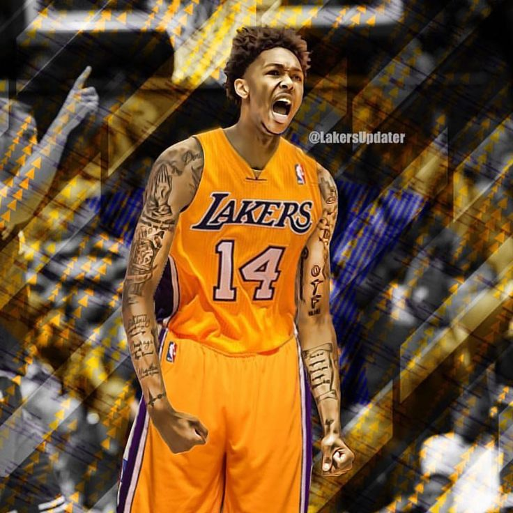 Welcome Brandon Ingram. Lakers fan for life!!