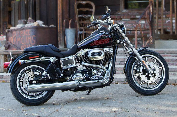 2016 Dyna Low Rider | Harley-Davidson USA