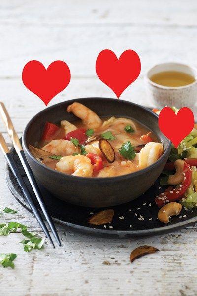valentine meals at tesco