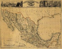 Map finder - old Mexico