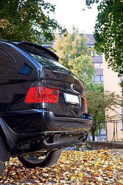 Bmw X5 Tail