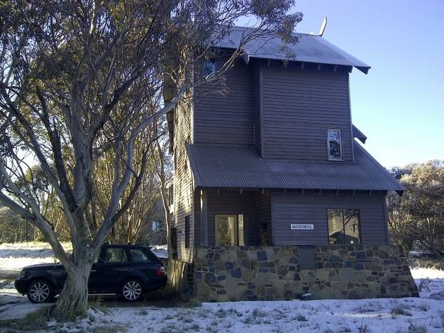 Another great accommodation in Dinner Plain - Mt Hotham