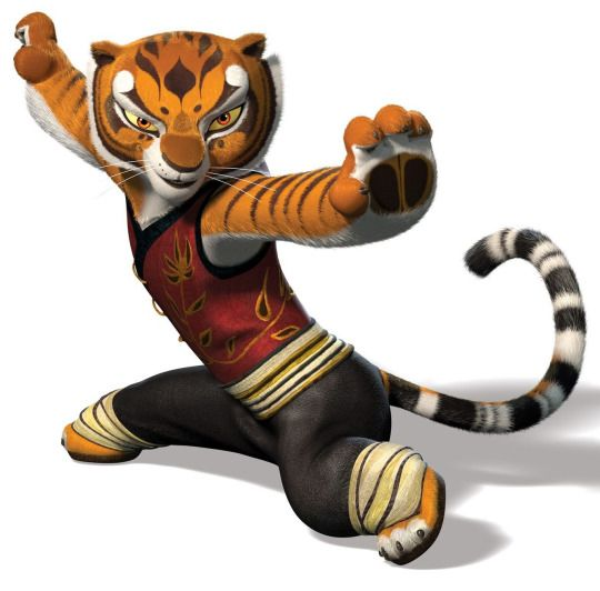 kung fu panda tigress | Tumblr