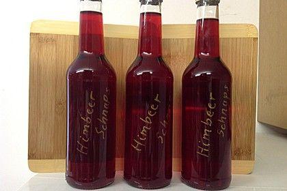 Himbeerschnaps, ein leckeres Rezept aus der Kategorie Likör. Bewertungen: 42. Durchschnitt: Ø 4,5.