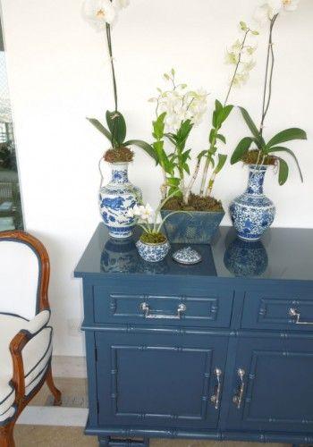 Flores lindas, da Suva Albuquerque, para alegrar o ambiente...
