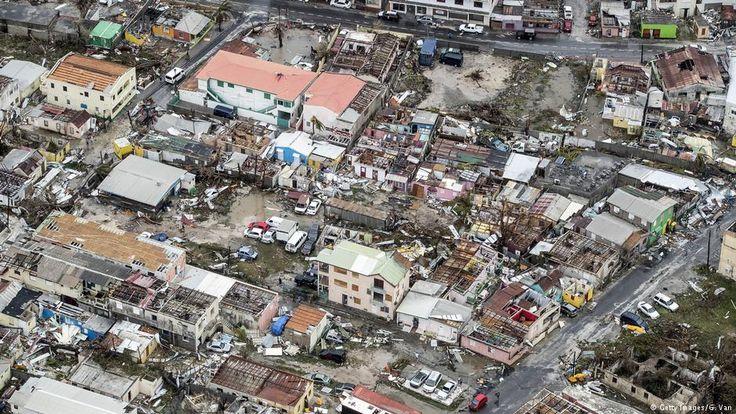 Sube la cifra de muertos en el Caribe por el paso del huracán Irma - Deutsche Welle