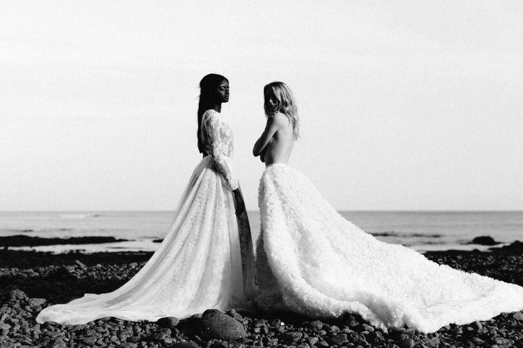 Lilith + Chloe | ONE DAY BRIDAL | Love's Keeper | Spring15 | Photography: Erin & Tara