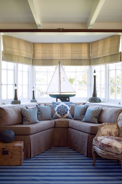 Get inspired by our collection of wonderful window seats on HOUSE by House & Garden