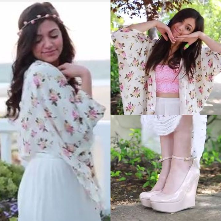1225 best bethany mota images on pinterest bethany mota 5 outfit ideas for this easter by bethany mota watch the video negle Image collections