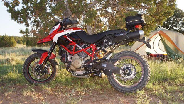 Ducati Hypermotard 1100 Evo Sp Ducati Offroad