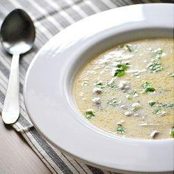 Mushroom soup | Mushroom Soups | Pinterest | Mushroom Soup, Mushrooms ...