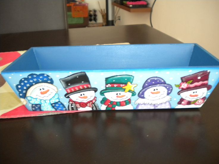 Charola Frosty Gang navidad christmas