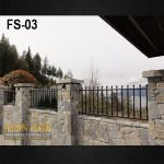 Iron Age is your best choice for custom fences. We handle everything from the design and fabrication to the installation of ornate and standard fences that will protect and add value to your property. Contact us for a quote. Call 604-876-0914. http://ironagebc.com/products/residential/fences