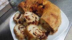 Οι γεύσεις της Ελεάννας: ΑΛΜΥΡΟ ΡΟΛΟ ΜΕ ΕΛΙΕΣ ( νηστίσιμο)