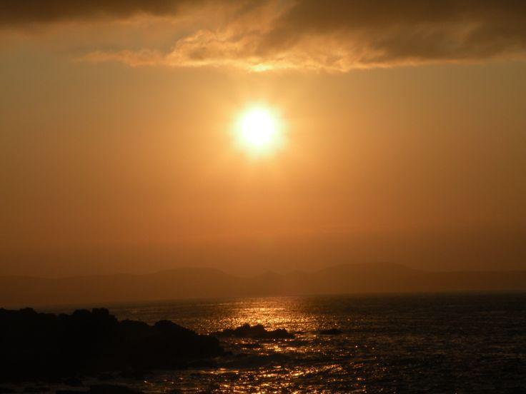 Tongoy Sunset
