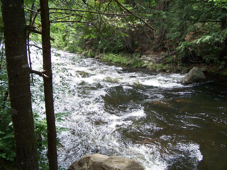 Algonquin, Whiskey rapids