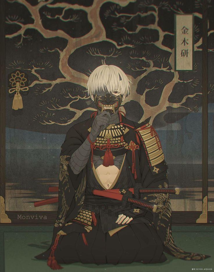 Samurai kenkai