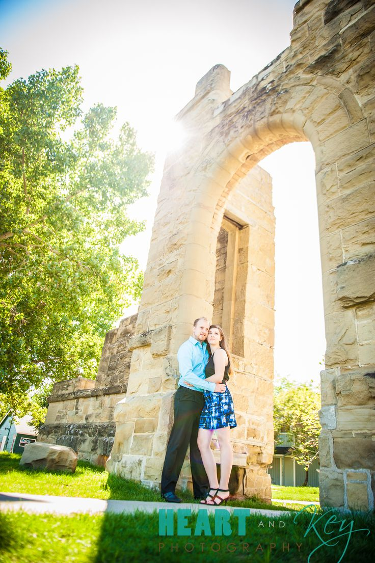 Alysa & Alan Engagement © Heart and Key Photography