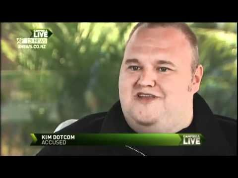 Kim Dotcom Gives First Interview: The 5 Best Quotes