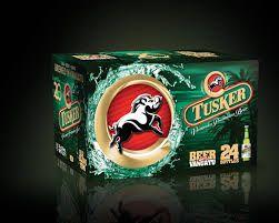 Vanuatu beer Tusker 24