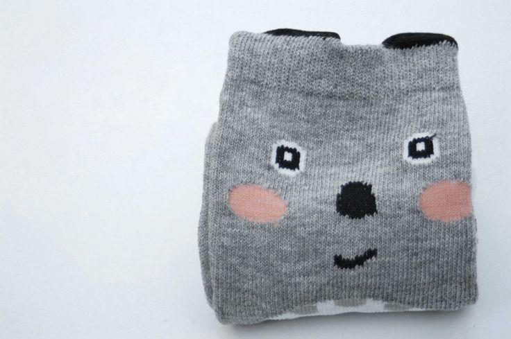 A Great Big Cuddle panda socks
