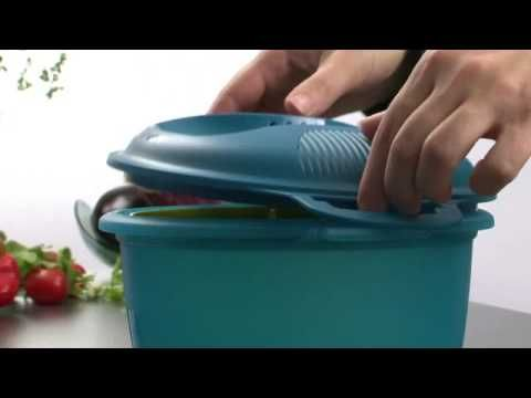 Now you can enjoy the home-steamed flavor of perfect rice every time with the Tupperware Rice Maker. This unique product lets you both cook and serve rice, a...