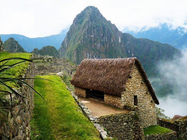 Machu Pichu Peru by ManuLamas, via Flickr