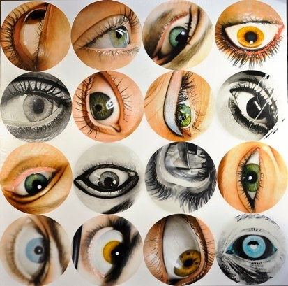 16 eyes by Victor Rodriguez (2011)