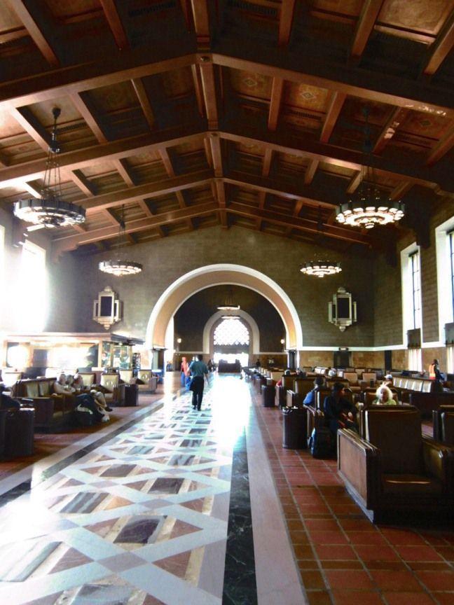 Union Station Union Station Los Angeles Travel Guide La Union
