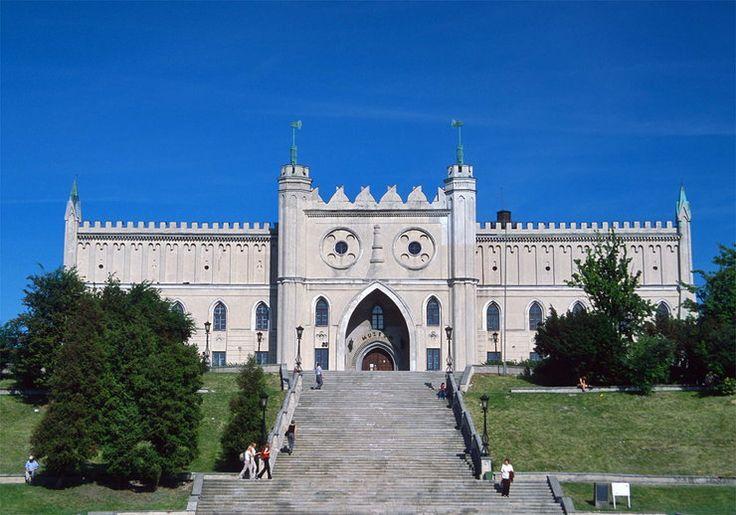 Najpiękniejsze zamki w Polsce -zamek w Lublinie