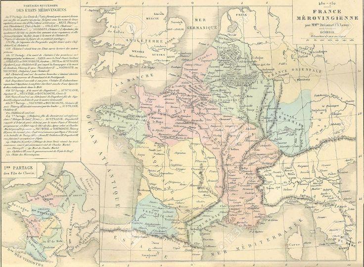 França Merovíngia
