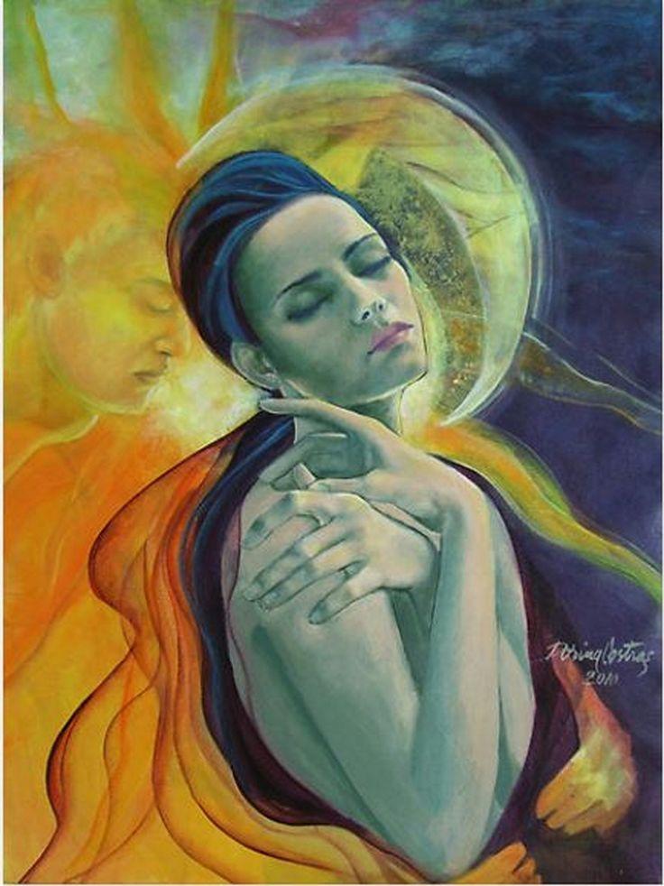 Ilusion by Dorina Costras.:
