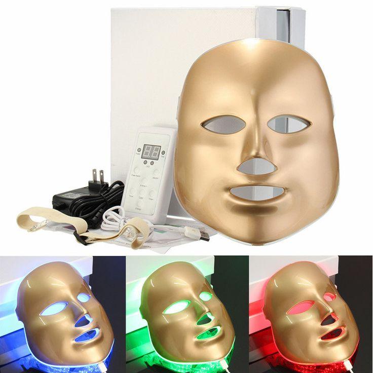 25 best ideas about led facial on pinterest glasgow art. Black Bedroom Furniture Sets. Home Design Ideas