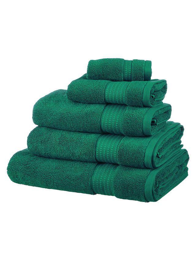 Buyjohn Lewis Partners Supima Cotton Bath Towel Verde Green