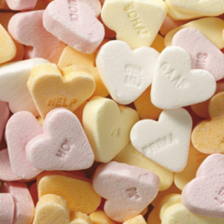 Blokzakje met vruchtenhartjes #bruiloft #relatiegeschenken
