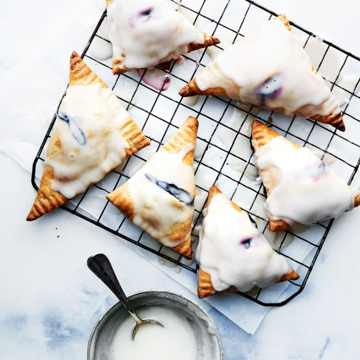 If the dough starts to soften as you form these, pop it back in the fridge for ten minutes to firm back up.