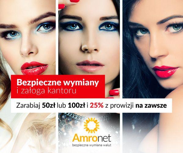 W Amronet.pl bezpieczne wymiany i załoga kantoru. Polecając znajomego możesz otrzymać 50zł lub 100zł oraz 25% z prowizji od każdej jego wymiany na zawsze. Zapraszamy do wymiany walut i profesjonalnej obsługi  https://www.konto.amronet.pl/bezpieczne-zarabianie-za-polecanie