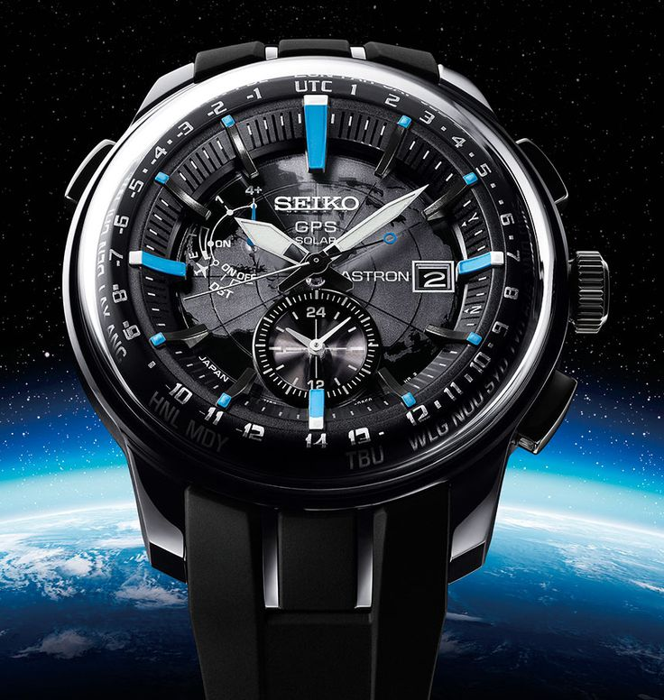 Seiko Astron GPS Watch New Design Added For 2014   watch releases