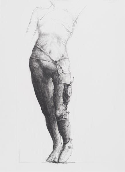 Craig Muller - art.co.za - Mechano Black 2014