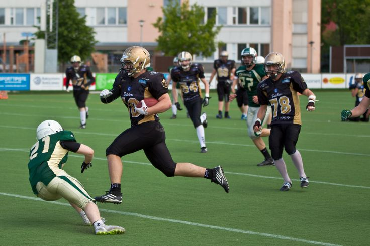 Butchers u-19 vs. Crocodiles u-19 @Porvoo Finland