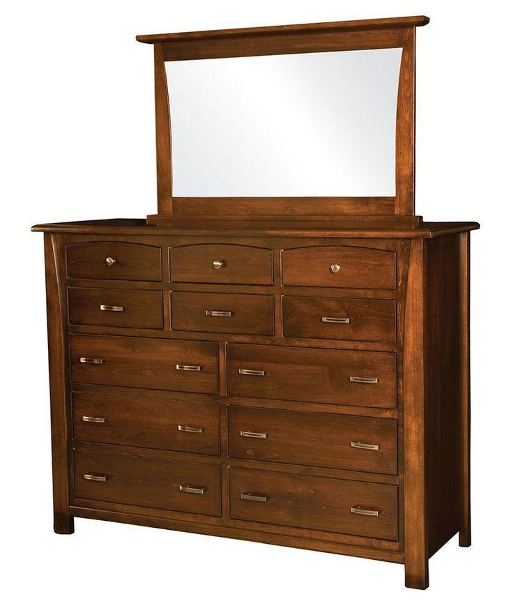 Best Mondovi 12 Drawer Dresser With Optional Mirror 12 Drawer 400 x 300