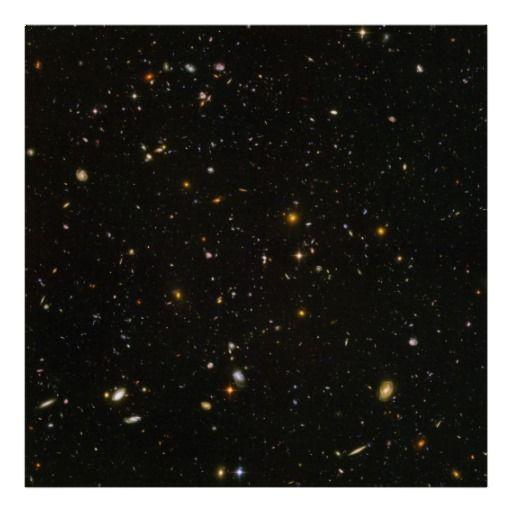 17 Best ideas about Hubble Ultra Deep Field on Pinterest ...