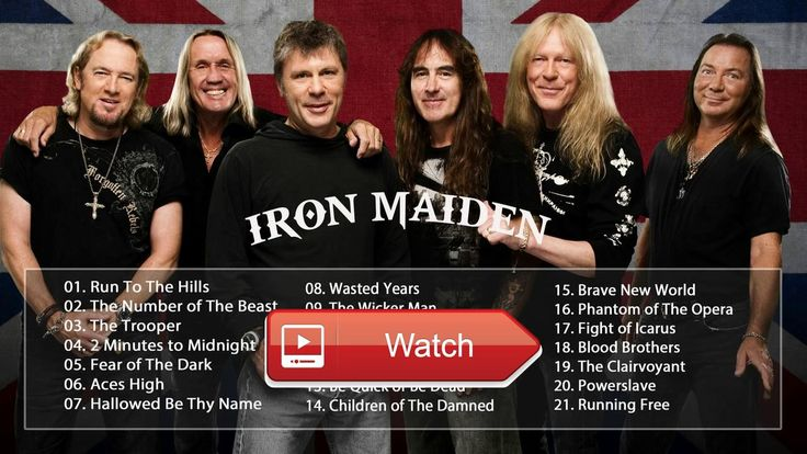 Iron Maiden greatest hits live full album playlist BEST song of Iron maiden collection  Iron Maiden greatest hits live full album playlist BEST song of Iron maiden collection Iron Maiden greatest hits li
