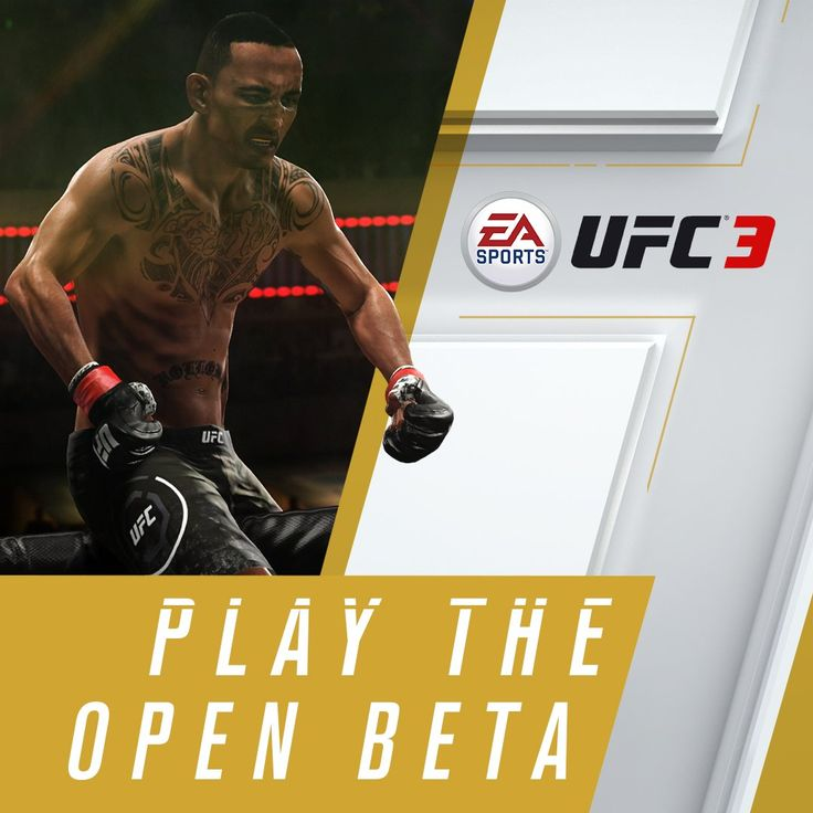 UFC 3 Open Beta is Now Live on Xbox One and PlayStation 4 https://twitter.com/EASPORTSUFC/status/936671246510469121 #gamernews #gamer #gaming #games #Xbox #news #PS4