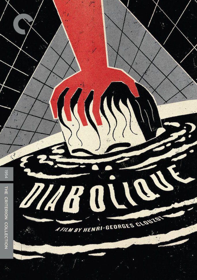 'Les diaboliques', Henri-Georges Clouzot, 1955