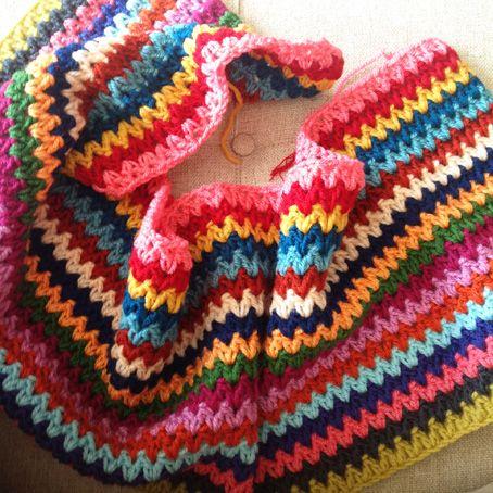 Crochet V Stitch : stitch crochet blanket CROCHET Blankets Pinterest