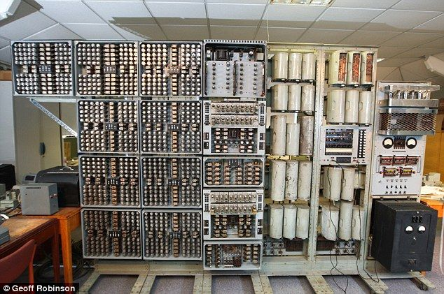 The 61-year-old Harwell Dekatron (or the WITCH) computer has clattered back into action after gathering dust for 20 years